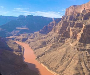 california, ciel, and grand canyon image