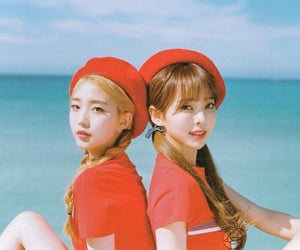 ## loona summer package scan by loonascans on twt