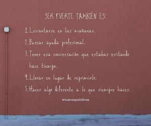 fuerte and frases en español image