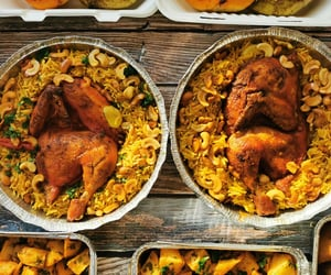 delicious food, arab food, and lebanese food image