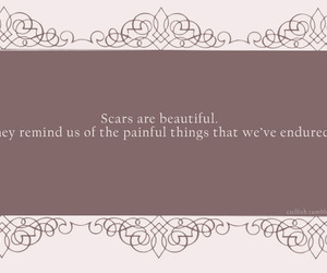 life, pain, and quote image