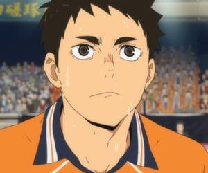 anime, captain, and anime boy image