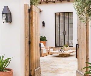 backyard, exterior, and design image