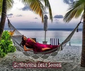 catherine zeta jones and hammock image