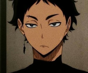 haikyuu, anime, and icon image