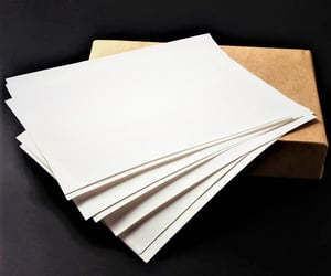 thunderboltpaper, boltpaper, and parchment cardstock image