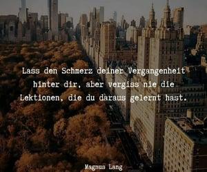 deutsch, zitat, and leben image