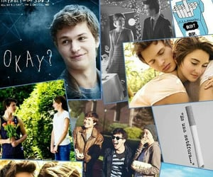 Shailene Woodley, laura dern, and the fault in our stars image