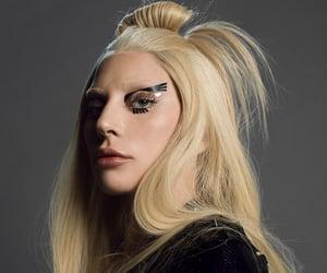 gaga, Lady gaga, and makeup image