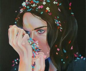 art, Ilustration, and martine johanna image