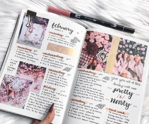 agenda, notes, and planner image