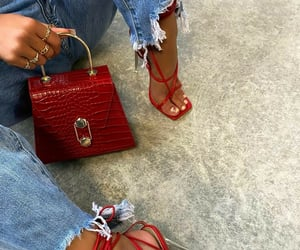 accessories, bags, and beautiful image