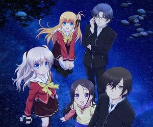 anime, nao tomori, and ayumi otosaka image