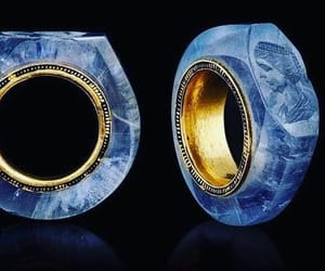 roman, sapphire ring, and 2000 years ago image