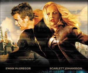 ewan mcgregor, Scarlett Johansson, and Steve Buscemi image