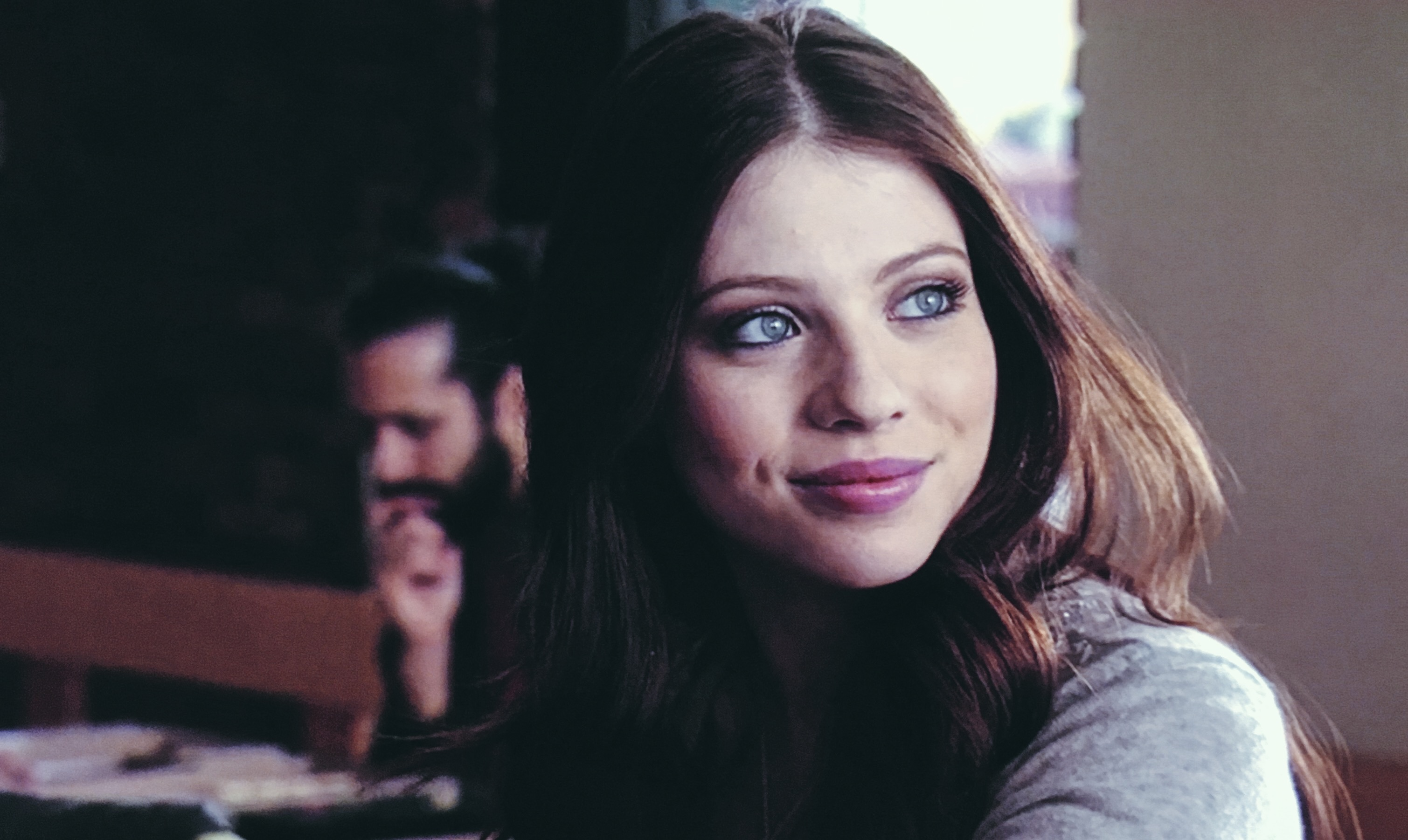 beautiful, michelle trachtenberg, and smile image