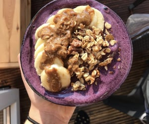alternative, smoothies bowl, and delicious image