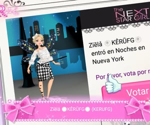 star girl, please vote, and best season clothes image