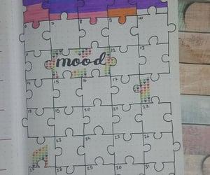 mood, orange, and pink image