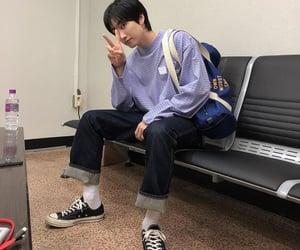 eunhyuk, fashion, and korea image