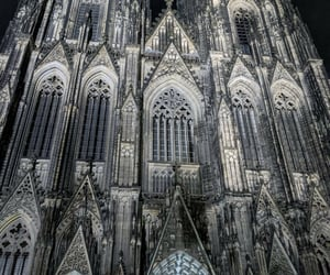 art, germany, and night image