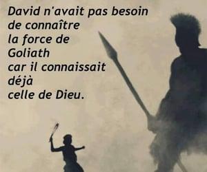 bible, david, and francais image