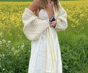 knitwear, White Summer Dress, and everyday look image