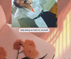 aesthetic, cutegirl, and whiteshirt image