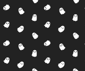 background, black, and ghost image