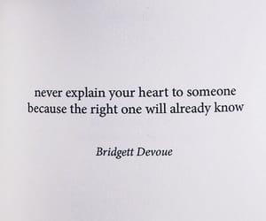 love, bridgett devoue, and heart image