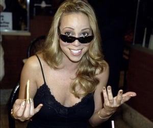 Mariah Carey and McDonalds image