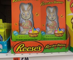 candy, food, and reese's image