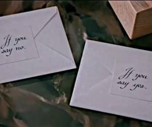 envelope, no, and rebekah mikaelson image