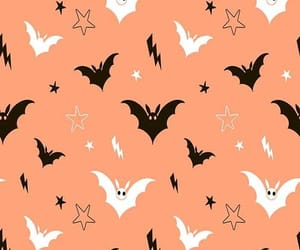 aesthetic, background, and bats image