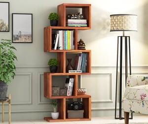 book shelf, book shelves, and bookshelf image