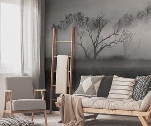 3d, landscape, and living room image