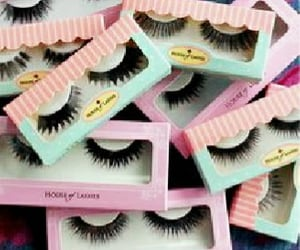 accessories, eyelashes, and makeup image
