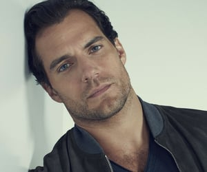 handsome, Hot, and Henry Cavill image
