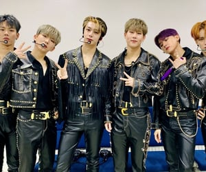 monsta x and monstax image