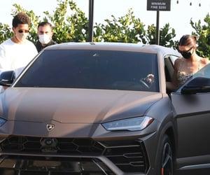 Lamborghini, kendall jenner, and devin booker image