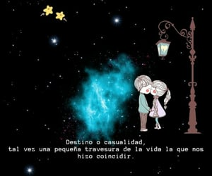 amor, destino, and pareja image