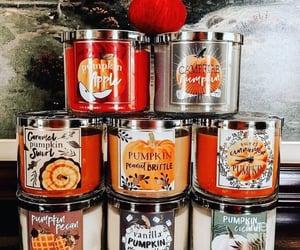 autumn, candle, and ideas image