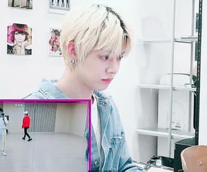 gif, yeonjun, and talk x today image