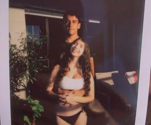 boyfriend, girlfriend, and swimsuit image