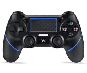 wireless controller, easysmx, and for ps4 image