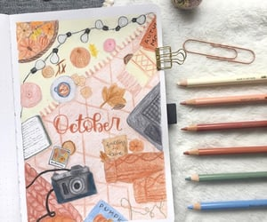 Art Book, autumn, and calligraphy image