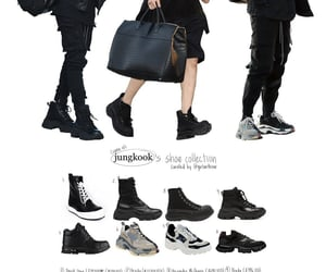 aesthetic, shoes, and kookie image