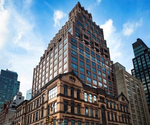 architecture, lifestyle, and new york image