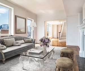 apartment, inspiration, and Upper East Side image