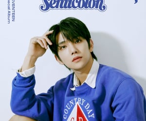Seventeen, vocal unit, and joshua image